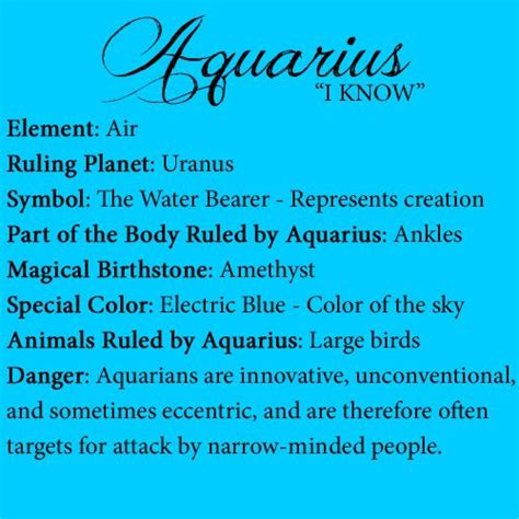 25 best ideas about aquarius monthly love horoscope on