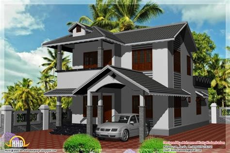 new style homes beautiful new style home plans in kerala new home plans