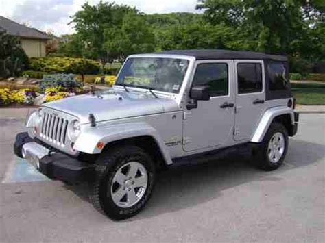 Jeep Wrangler 4 Door 2010 Purchase Used 2010 Jeep Wrangler Unlimited Sport