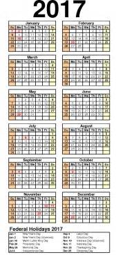 Calendar 2018 Federal Holidays 2017 Calendar With Federal Holidays Templetes