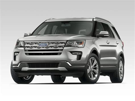 New Ford Explorer 2018 by New 2018 Ford Explorer Price Photos Reviews Safety