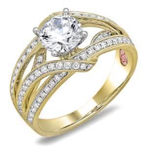design of wedding ring designer bridal rings dw6078