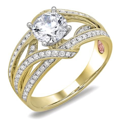 Ring Design by Designer Bridal Rings Dw6078