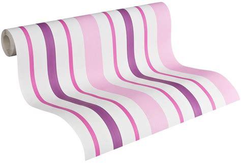 streifentapete rosa papiertapete livingwalls 187 streifentapete boys 4