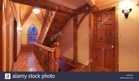 country home decor canada timber frame cottage style canadian country house hall