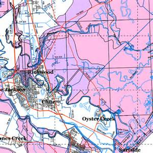 mapping brazoria county appraisal district