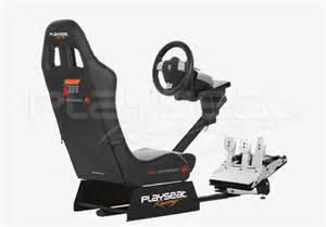 Steering Wheel For Xbox 360 With Seat Iracing Playseat