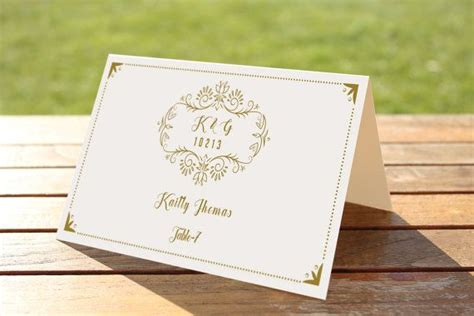 photoshop place card template best 25 place card template ideas on free