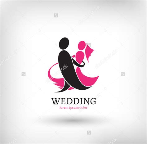 Wedding Logo by 18 Wedding Logos Free Editable Psd Ai Vector Eps