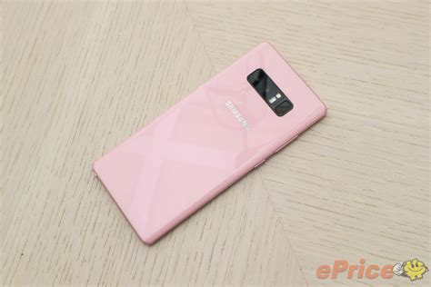 Samsung Note 8 Pink Pink Galaxy Note 8 Launched In Taiwan Sammobile