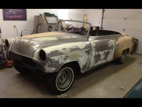 auto body repair training 2008 chevrolet express parental controls 1954 chevy bel air restoration step by step youtube
