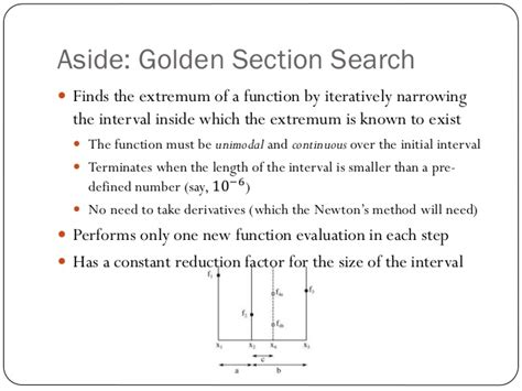 golden section search profit maximization over social networks