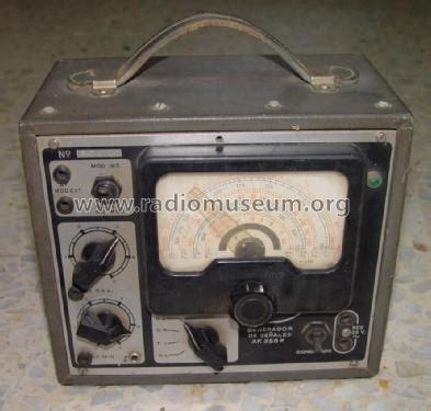 Alternating Current Machines Af Puchstein generador de se 241 al af 258 p equipment radiometrico barcelon