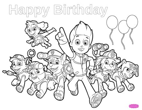 nick jr paw patrol printable coloring pages nick jr paw patrol printable coloring pages