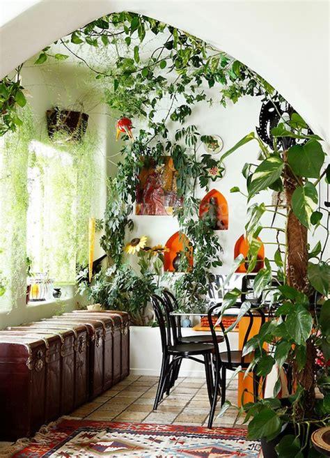 beautiful indoor garden design ideas