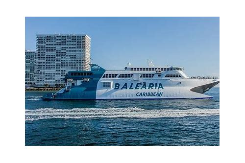 coupon for ferry to bahamas