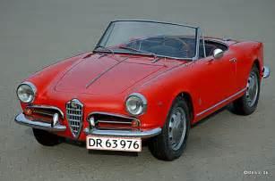 1962 Alfa Romeo Giulietta Spider Alfa Romeo Giulietta Spider 1962 Stelvio