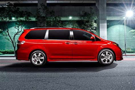 toyota minivan 2015 toyota reveals new 2015 minivan from out of nowhere