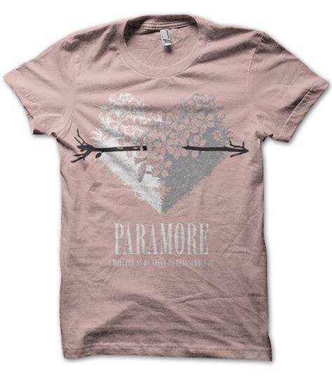 Tshirt Paramour paramore t shirt paramore photo 13208689 fanpop