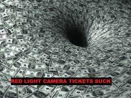 red light camera traffic tickets are b*#l s@!t traffic