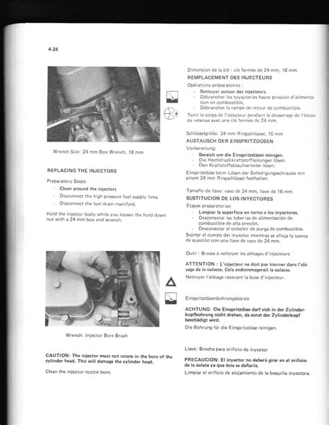 5 9 cummins bolt torque specs torque specs for bolts and injectors on cummins 4bt