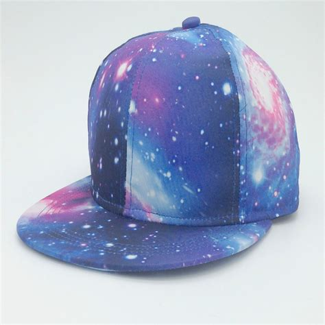 Topi Snapback No Sky 01 fast shiping galaxy blue space gorras snapback hip hop hats fashion baseball cap space