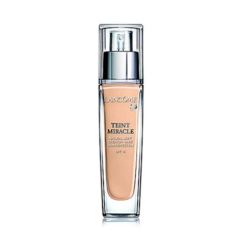 Liquid Foundation Lancome lanc 244 me teint miracle liquid foundation 30ml debenhams