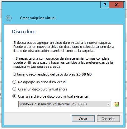 conexi n escritorio remoto virtualbox cannot register the hard disk because a hard