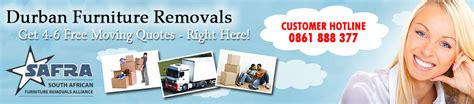 Free Furniture Removal by Furniture Removals Durban Get 4 6 Moving Quotes
