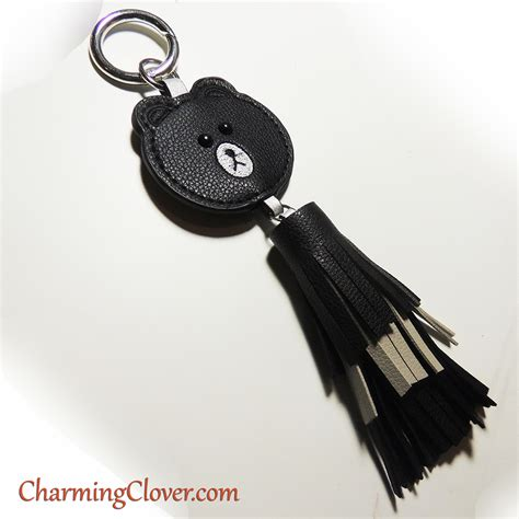 Handmade Key Chain - handmade key chain for or with lovely