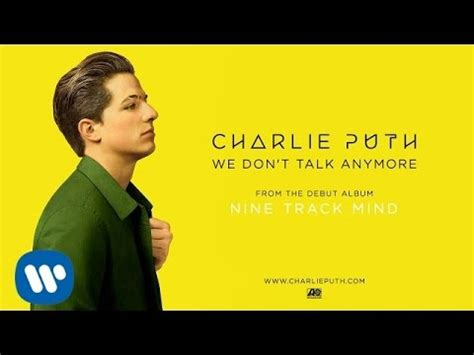 download mp3 gratis charlie puth we don t talk anymore charlie puth we don t talk anymore feat selena gomez