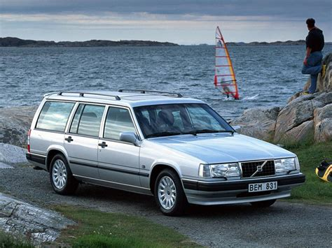 curbside classic 1991 volvo 740 turbo wagon deservedly