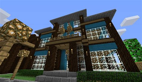What Is A House In by Normal House Minecraft Project