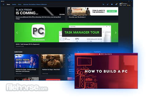 uplay    windows filehorsecom
