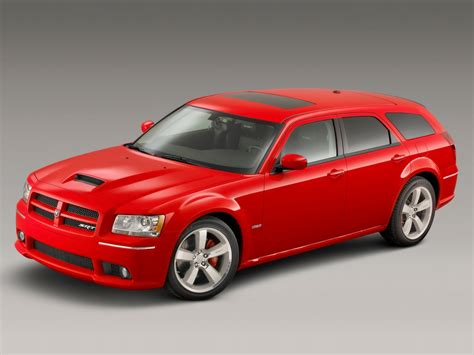If There Were A Dodge Magnum Hellcat..