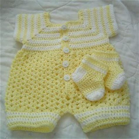 Romper Baby Not Your Basic crochet free patterns rompers and newborn boys on