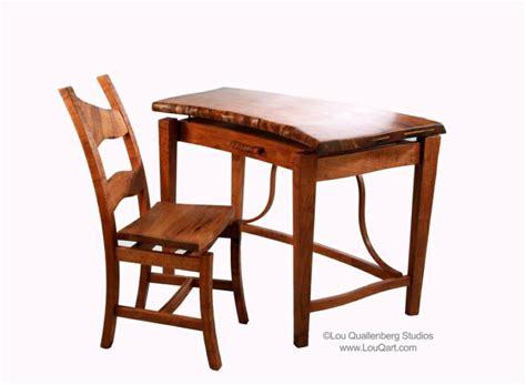 Mesquite Desk by Mesquite Tables By Lou Quallenberg Studios