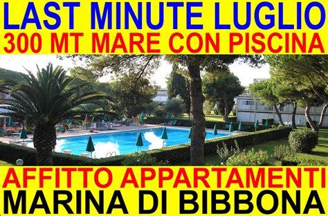 last minute appartamenti toscana mare affitti estivi low cost appartamenti marina di bibbona mare