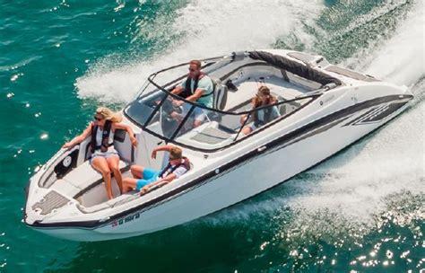 yamaha jet boats 2019 yamaha new boat models boathouse discount marine