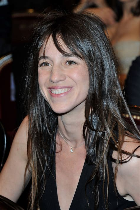 celebrities pictures charlotte gainsbourg pictures cesar film awards 2010
