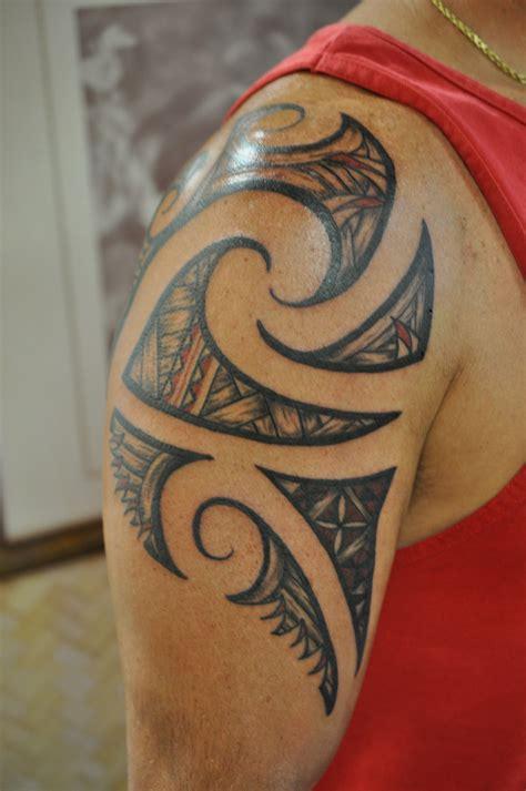 hawaiian shoulder tattoo designs 19 hawaiian tribal designs photos and ideas