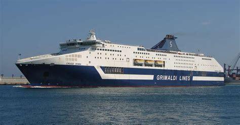 nave porto torres civitavecchia nuova stazione marittima di lines a porto torres