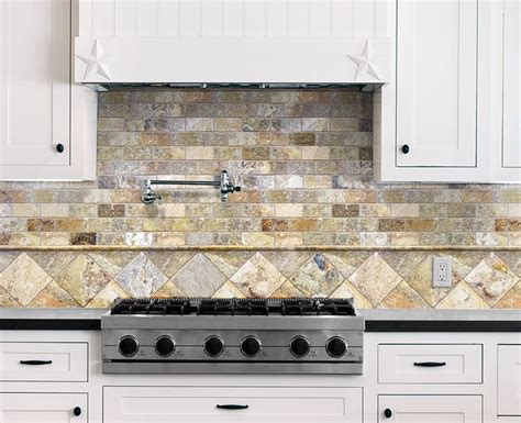 Kitchen Backsplash Travertine Scabos Travertine Backsplash Anatolia Tile Scabos Travertine Mosaics Kitchen