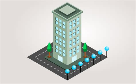 vector building tutorial inkscape building vector isometric blog naveen web