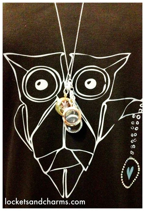 Origami Owl Chain Extender - layering origami owl lockets with the chain extender