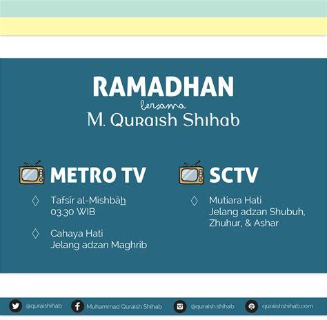 Logika Agama Quraish Shihab muhammad quraish shihab official website