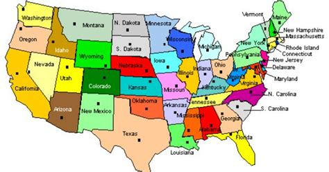 usa map with all states and capitals 50 state capitals 50 states capitals state capitals