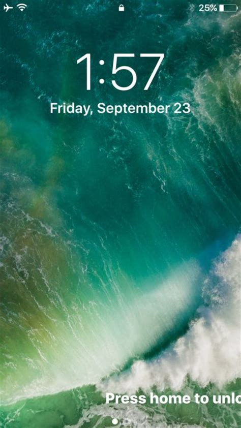 disable widgets  lock screen  ios   ios