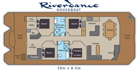 gibson houseboat floor plans gallery home fixtures houseboat floor plans home design ideas and pictures