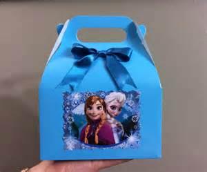 Disney Frozen Favors disney frozen elsa birthday favor box